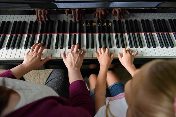 Yamaha Piano Lessons | Yee Music Studio