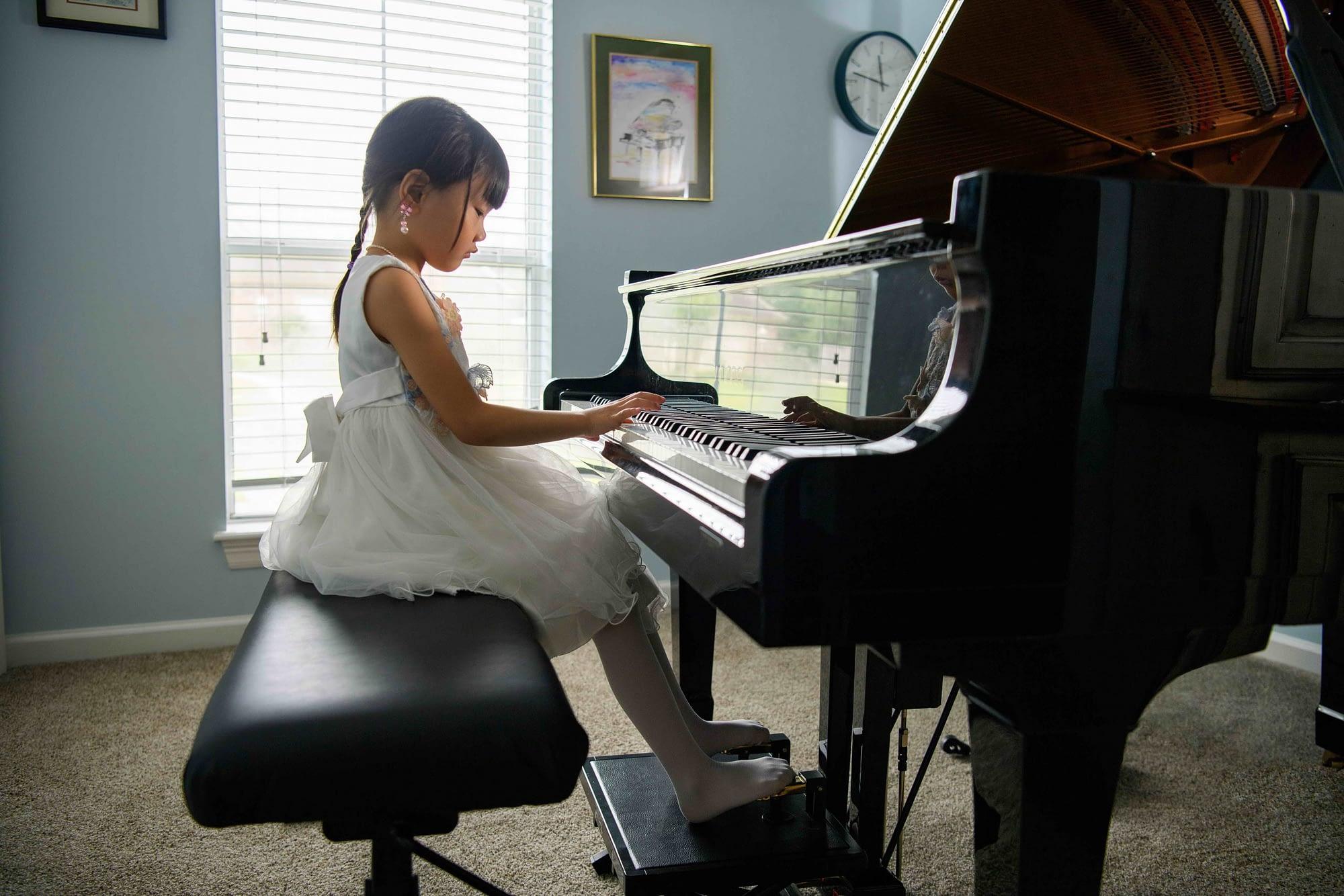 Piano Lesson Equipment